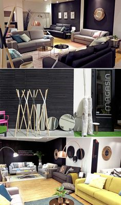 campagne d 39 affichage pour emma s d fi concept direction artistique set design candice. Black Bedroom Furniture Sets. Home Design Ideas