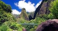 Half Day Historical Valley & City Tour, Maui(Iao Valley/Lahaina)  Tours4Fun offers a guided tour that will take you through beautiful Iao Valley and Lahaina Town. In the fishing village of Lahaina, theirs shopping and fun for anyone.I would love see the Lao Valley.  Tours4Fun.com
