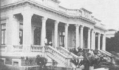 Casas Históricas Paulistanas: Casa da família Matarazzo, Av. Paulista