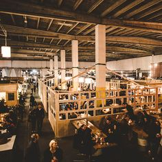 Copenhagen Street Food; Copenhagen | Food & Wine
