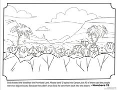 Sunday lesson activity 224 joshua and caleb coloring pages twelve spies pathway adventures canaan coloring page hd Spies Coloring Pages What S In Spies In Canaan Coloring Page Hd Png Spies Of Canaan Coloring Page Pages For Read Minion Coloring Pages, Jesus Coloring Pages, Super Coloring Pages, School Coloring Pages, Unicorn Coloring Pages, Colouring Pages, Kids Coloring, Coloring Sheets, Bible Crafts For Kids