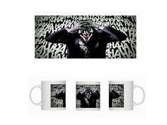 Joker (Ha Ha Ha) - Ceramic Coffee Mug