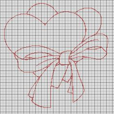 Diy Embroidery, Cross Stitch Embroidery, Wedding Cross Stitch Patterns, Cross Stitch Heart, Filet Crochet, Love And Marriage, Cross Stitching, Sewing Crafts, Illustrations