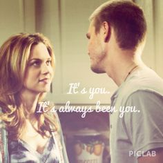 One Tree Hill | I cried so hard when he told her that! Gah, why am I so obsessed with this show?!!!