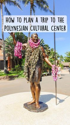 Polynesian Cultural Center, Polynesian Culture, Usa Travel Guide, Travel Usa, Travel Guides, Travel Tips, Hawaii Usa, Hawaii Travel, Packing List For Vacation
