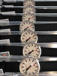 Behind The Scenes At Mondaine's Solar Powered Watch Factory. A sneak peek to see how Mondaine make their eco-friendly watches in Solothurn Swiss Railway Clock, Swiss Railways, Top Skin Care Products, Pet Bottle, Watch Companies, Solar Panels, Solar Power, Cool Watches, Switzerland