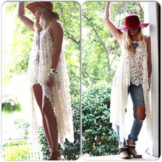 Gypsy Tunic Dress, Bohemian Magnolia lace Pearl tunic, Boho dresses Stevie Nicks Style, Vagabond wanderer, Romantic, True Rebel clothing One