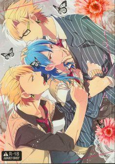 [Honeorizon] DRAMAtical - Seishun Moratorium [JP] - My Reading Manga Virus Trip Aoba dmmd