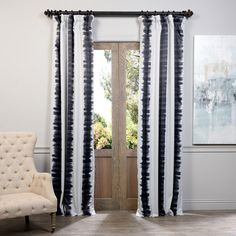Found it at AllModern - Gulf Gate Thermal Blackout Single Curtain Panel