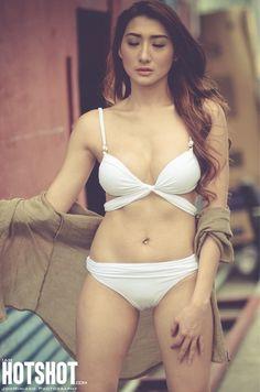 Model: Charm Dela Cruz Hmua: Location: Alabang, Muntinlupa Event: Heat Satisfaction Comments comments