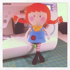 My Teeny-Tiny Doll® Pip by Cook You some Noodles®