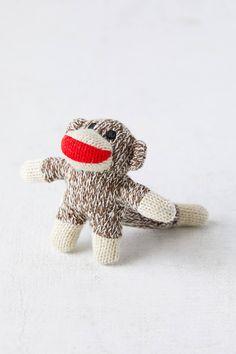 World's Smallest Sock Monkey World's Smallest Sock Monkey Novelty Toys, Novelty Gifts, Monkey Cap, Monkey World, Sock Monkey Birthday, One Piece Pajamas, Sock Animals, Wedding Humor, Softies