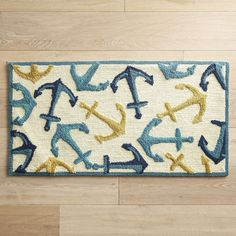 Anchors Rug