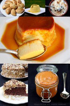 Latin desserts