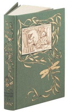 Wind in the willows - Kenneth Grahame, Illustrated by Charles van Sandwyk - Folio Society