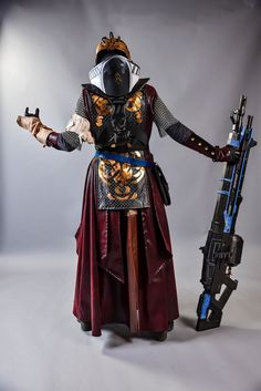 Post with 1361 votes and 47153 views. Tagged with cosplay, Creativity, Destiny, warlock, destinythegame; Destiny Warlock with Thunderlord (Cosplay) Cute Cosplay, Awesome Cosplay, Best Cosplay, Cosplay Ideas, Cosplay Costumes, Destiny Game, My Destiny, Warlock Build, Warlock Costume