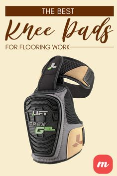 I compiled a list of some of the best knee pads on the market that are going to provide you with the comfort, protection and of course, security needed for any type of construction-like project. Trust me, they're a life saver.