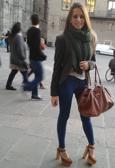 Fall Outfit....with different shoes