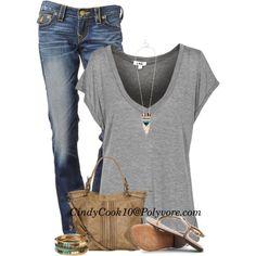 LNA CLOTHING Classic Cap Sleeve Deep V Heather Grey Modal cashmere T-shirt
