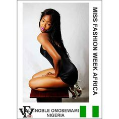 Here is a swimwear submission for the Miss Fashion Week Africa contest by Nobel Omosewami from Nigeria  If you are yet to submit your catwalk video you still have till the 21st to do so. However please take note of the below submissions that you need to make in order to avoid any delay: 1. Catwalk Video that is not more than 60 seconds long. MP4. Format 2. Two (2) Head-shot Photos (Front and Side View) 3. Two (2) Full-Length Photos (Front and Side View) 4. One (1) Swimwear photos 5…