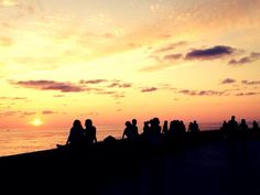 Sunset and the city by sistersandthecity.com San Sebastián - Donostia