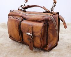 Leather Messenger bag, Messenger bag woman, Crossbody Leather bag, Leather Backpack, Leather satchel, Rucksack backpack, crossbody,Leather Shoulder Bags *Handmade leather bags women,leather messenger bag women * Its handmade using genuine cow leather nubuck. * One main canvas pocket, two small pockets and one zipper pocket inside.Two front pockets,one big zipper pocket on the back. * We need 3-5 days to finish the bag before we can delivery. * High quality and extremely durable cow leather…