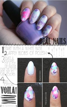 Easy-Step-By-Step-Spring-Nail-Art-Tutorials-For-Beginners-Learners-2015-6