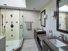 Contemporary Bathrooms from A. Chris Turan : Designers' Portfolio 1542 : Home & Garden Television