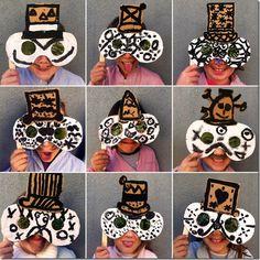 manualidades de mascaras infantiles - Buscar con Google