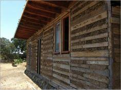 pallet house plans