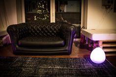 BigBlo2 Black by Blofield and lamp Rock by Smart&Green