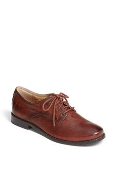 Frye 'Anna' Oxford Flat | Nordstrom  Definitely bought these today...opps.