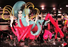 Barney's New York Presents: Lady Gaga's Workshop! – Merchandising Matters