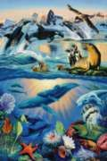 Underwater Playground - 1000pc Jigsaw Puzzle by Tomax