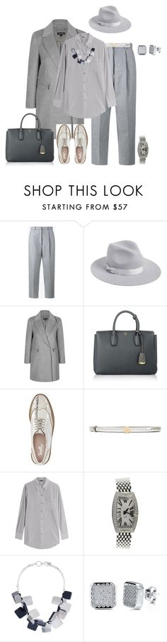 """""""outfit 4827"""" by natalyag ❤ liked on Polyvore featuring Acne Studios, Lack of Color, Topshop, MCM, Shellys, STELLA McCARTNEY, DKNY, Bedat & Co., Lela Rose and BERRICLE"""