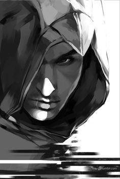 altair ibn-la'ahad by ostalgie.deviantart.com on @deviantART