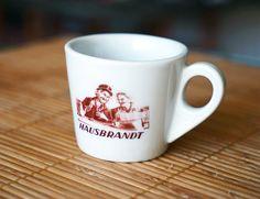 Hausbrandt Tazzina storica vintage - no Thun no Illy  In vendita su Ebay.it