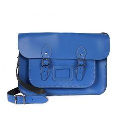 Cobalt satchel from bohemia Leather Satchel, Satchel Bag, Bohemia Design, Tardis Blue, Fall Bags, Oxford Blue, Marine Blue, Types Of Bag, Purses