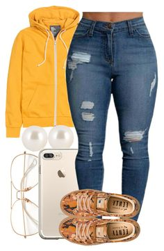 """"" by pimpcessjayyy ❤ liked on Polyvore featuring H&M, Henri Bendel and Puma"