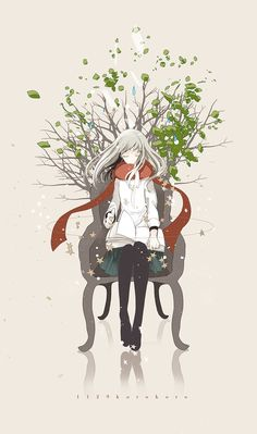 #anime #winter #book