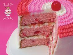 Bird On A Cake: Easy Cherry Limeade Cupcakes