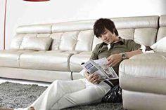 Lee Min Ho for JangIn Furniture 24.02.2012