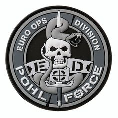 Pohl Force: Euro Ops Division Rubber Patch