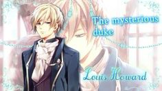 Midnight Cinderella the mysterious duke Louis Howard Mobile App Games, Midnight Cinderella, Shall We Date, Most Handsome Men, Fairy Tales, Mystery, Animation, Fan Art, Manga