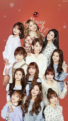 (Credits to the real owner/s) Kpop Girl Groups, Korean Girl Groups, Kpop Girls, Yuri, Idol 4, Japanese Girl Group, Kim Min, Cute Korean, 3 In One
