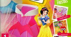 Revistas de manualidades para descargar gratis Princess Party, Disney Princess, Disney Characters, Fictional Characters, Aurora Sleeping Beauty, Baby, Party Ideas, Fiestas, Free Downloads