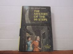 The Mystery Of The 99 Steps Nancy Drew #43 Carolyn Keene Grosset & Dunlap 1966