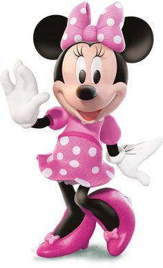 13 inch hand painted Minnie Mouse inspired by ...