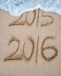 happy new year 2016 beach - Google zoeken