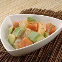 Papaya, Avacado and Grapefruit Salad Recipe